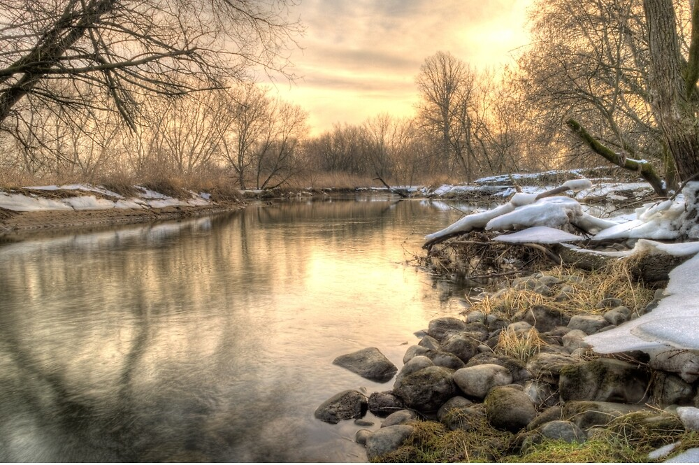 Along the Thames River  by Garvin Hunter Photography