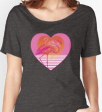 Pink Flamingos Women's Relaxed Fit T-Shirt