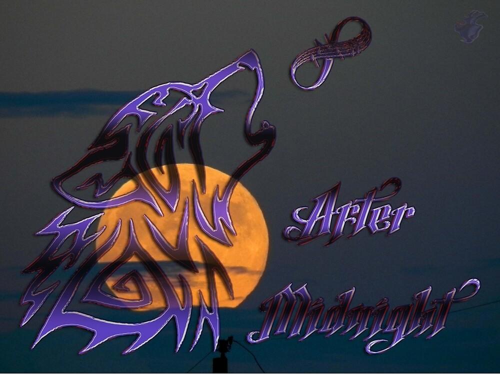 After Midnight Alt. Wolf Logo by CorizCustoms