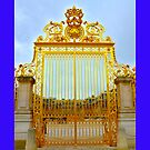 The Main Gate at Versailles by cammisacam