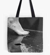 Dance in the rain. Tote Bag