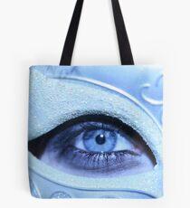 Masked Eye Tote Bag