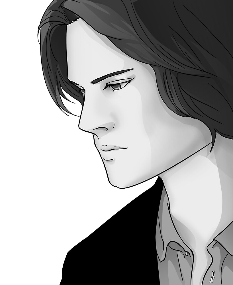 Sam Winchester by Zafona