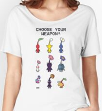 Pikmin: Fauna Women's Relaxed Fit T-Shirt