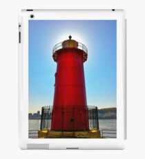 The Little Red Lighthouse iPad Case/Skin