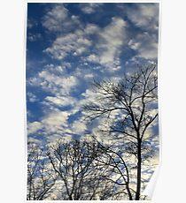 Evening Sky 0092 Poster
