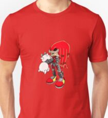 Knuckles the Predator Unisex T-Shirt