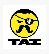 TAI Logo Poster Photographic Print