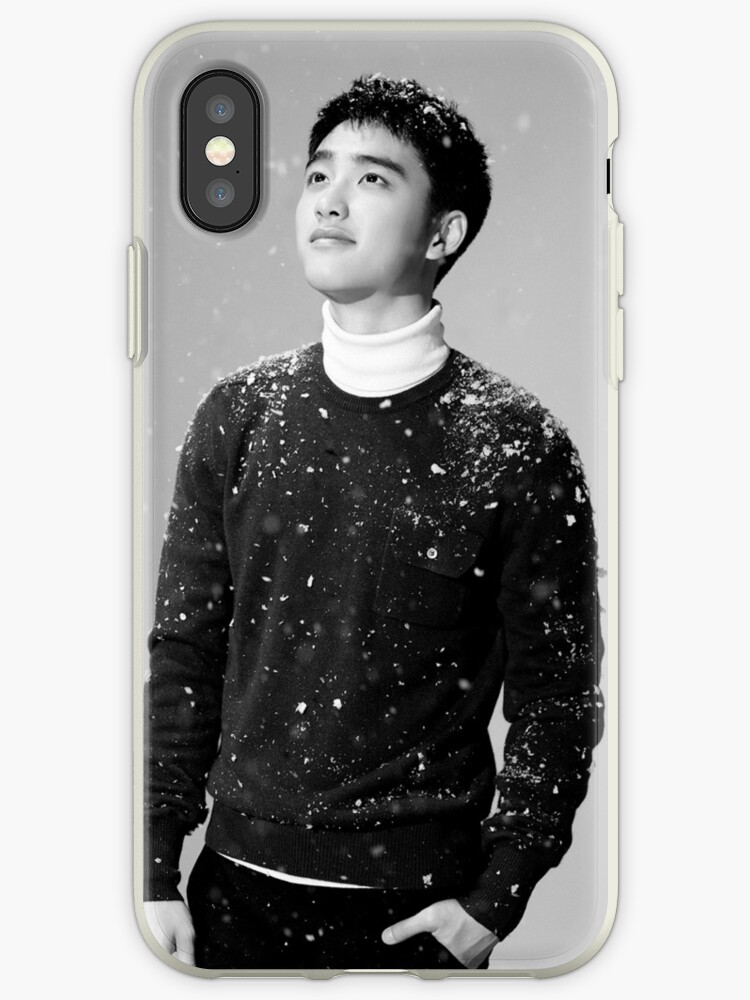 EXO - Sing For You: D.O. iPhone Case by idolheavenshop