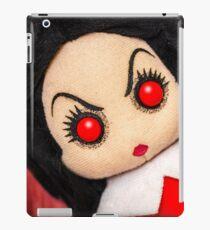Evil Rag Doll iPad Case/Skin