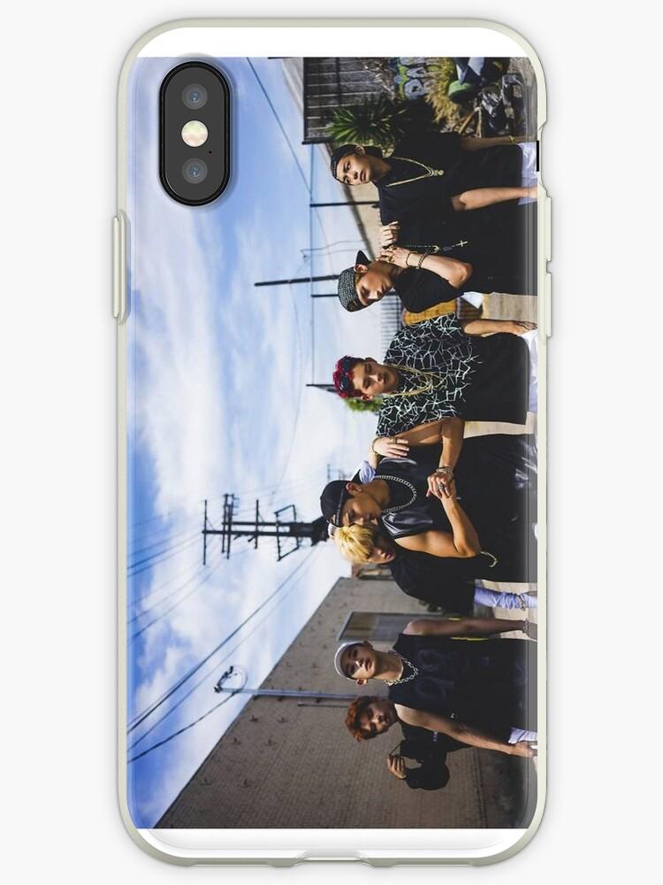 MONSTA X - Group iPhone Case by idolheavenshop