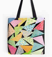 TRIANGLE ART Tote Bag