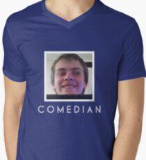 COMEDIAN Men's V-Neck T-Shirt