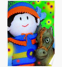 Knitted Dolls Fun 7 Poster