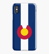 Smartphone Case - State Flag of Colorado  - Vertical iPhone Case/Skin