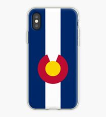 Smartphone Case - State Flag of Colorado  - Vertical iPhone Case