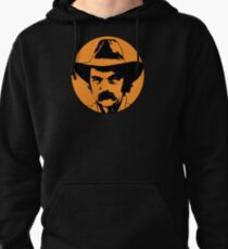 Blaze Foley Pullover Hoodie