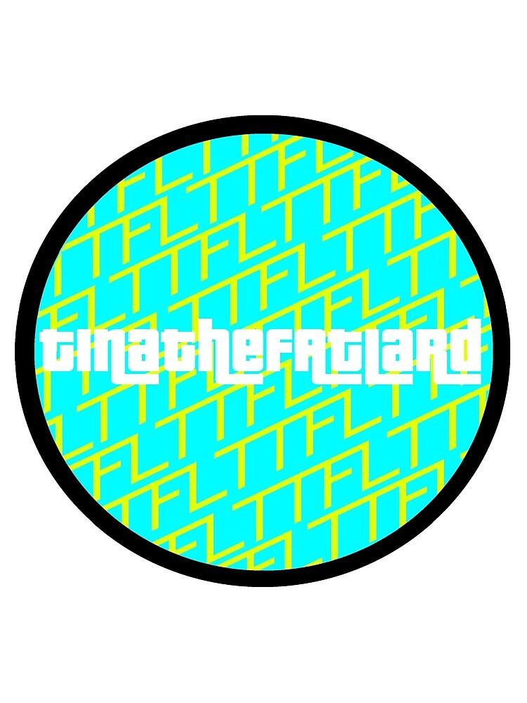 TinaTheFatLard Youtube Logo by TinaTheFatLard