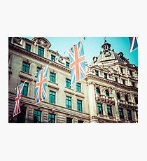 Regent Street in London Photographic Print