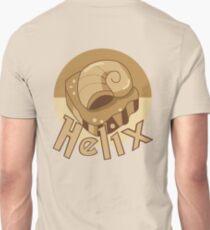 Helix Fossil - Back Unisex T-Shirt