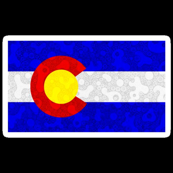 Colorado! by Mile High Mason Designs