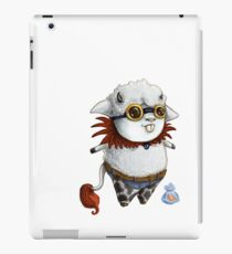 GoggleSheep - Bubba Ruff iPad Case/Skin