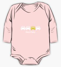 Cabin Pressure - Always Playing Yellow Car One Piece - Long Sleeve