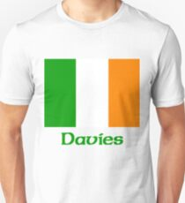Davies Irish Flag T-Shirt