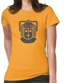 Cyberlogo 1975 Womens Fitted T-Shirt