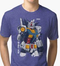 Gundam Love Tri-blend T-Shirt