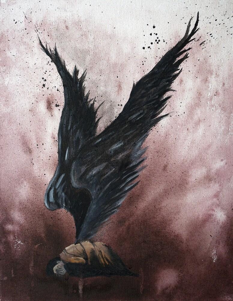 Regrets of Castiel (Supernatural) by Chelsea Sanders (Leichter)