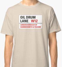 Oil Drum Lane - Steptoe & Son Classic T-Shirt