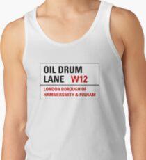 Oil Drum Lane - Steptoe & Son Tank Top