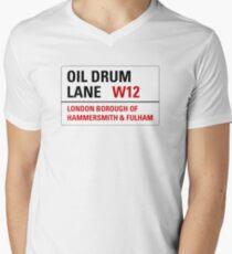 Oil Drum Lane - Steptoe & Son Men's V-Neck T-Shirt