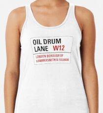 Oil Drum Lane - Steptoe & Son Women's Tank Top