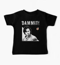 Sam Winchester from Supernatural Baby Tee