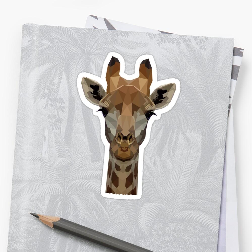 Giraffe by edwardmhz