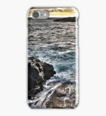 North sea island iPhone Case/Skin