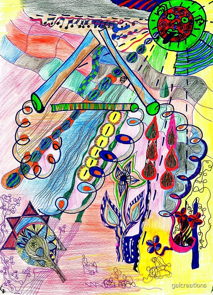 TAKILA SUNRISE by galcreations