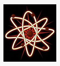 The God Particle Photographic Print