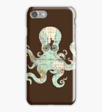 All around the World iPhone Case/Skin