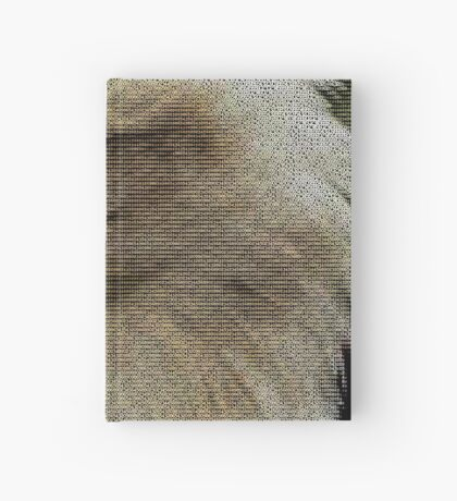 ASCii EQUAL EAGLE by ROOTCAT Hardcover Journal