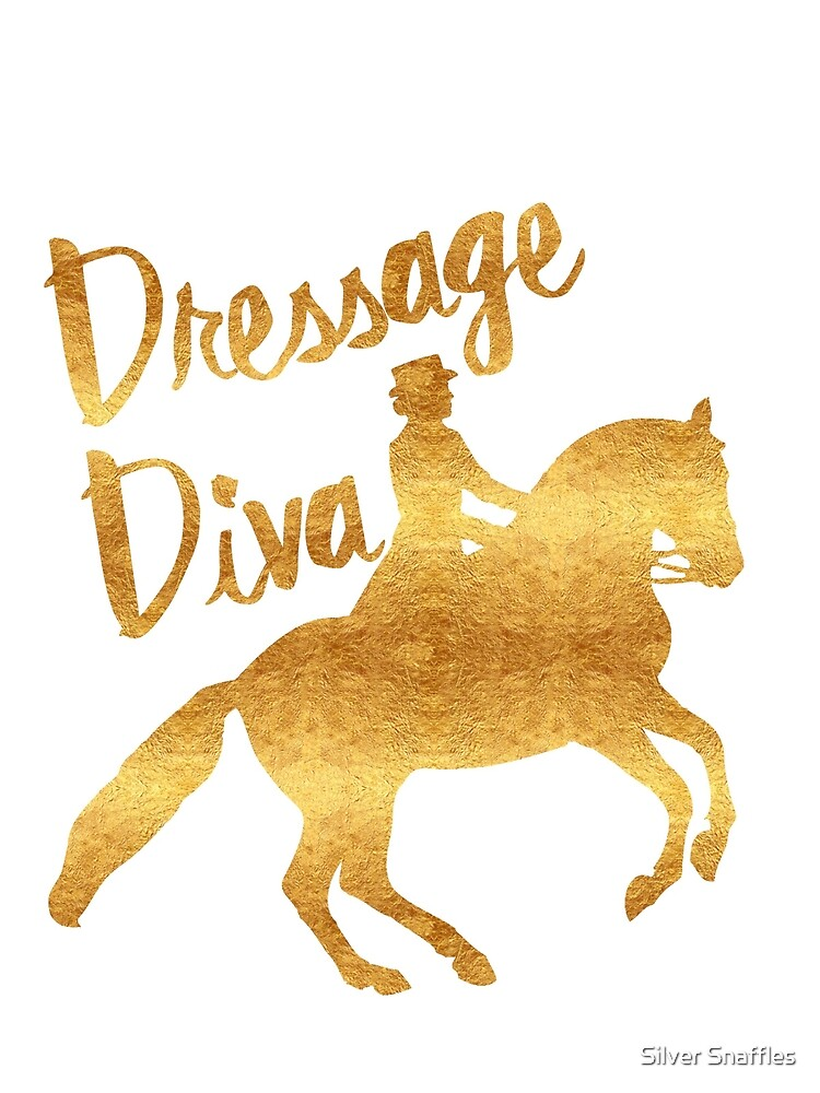 Dressage Diva - Gold by Silver Snaffles