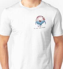 Peppermint Butler - I'D LIKE YOUR FLESH Unisex T-Shirt