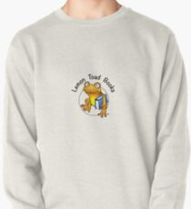 Lemon Toad Books Logo Pullover