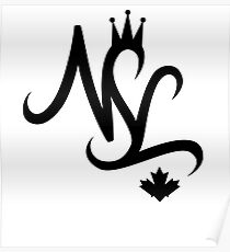NSL Canada Crown Poster