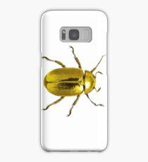 Gold Beetle Samsung Galaxy Case/Skin