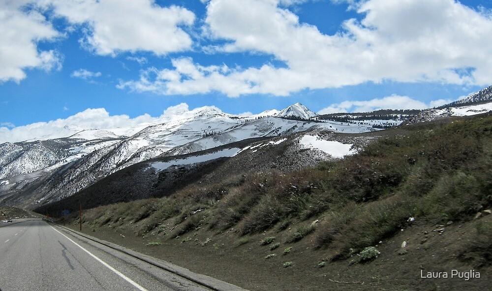 Snow Mountain  by Laura Puglia
