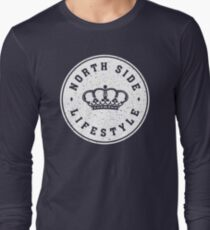NSL White Royal Crown T-Shirt