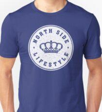 NSL White Royal Crown Unisex T-Shirt